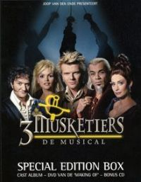 Cover Musical - 3 Musketiers [DVD]